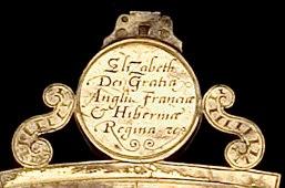 Astrolabe closeup