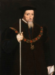 NPG 65,William Paulet, 1st Marquess of Winchester,by Unknown artist