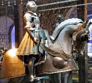King Henry VIII armor