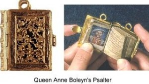 Anne's book of hours