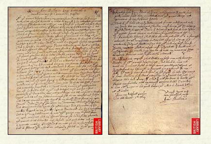 Letter 6 May 1536.